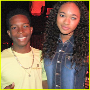 Dante Brown Celebrates 17th Birthday With Chandler Kinney & More!