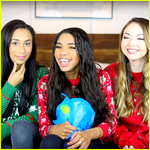 Teala Dunn, Meredith Foster & Eva Gutowski Go Black Friday Shopping Together!
