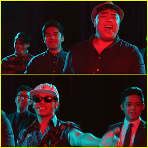 VIDEO: A Cappella Group The Filharmonic Debuts Epic Bruno Mars Medley