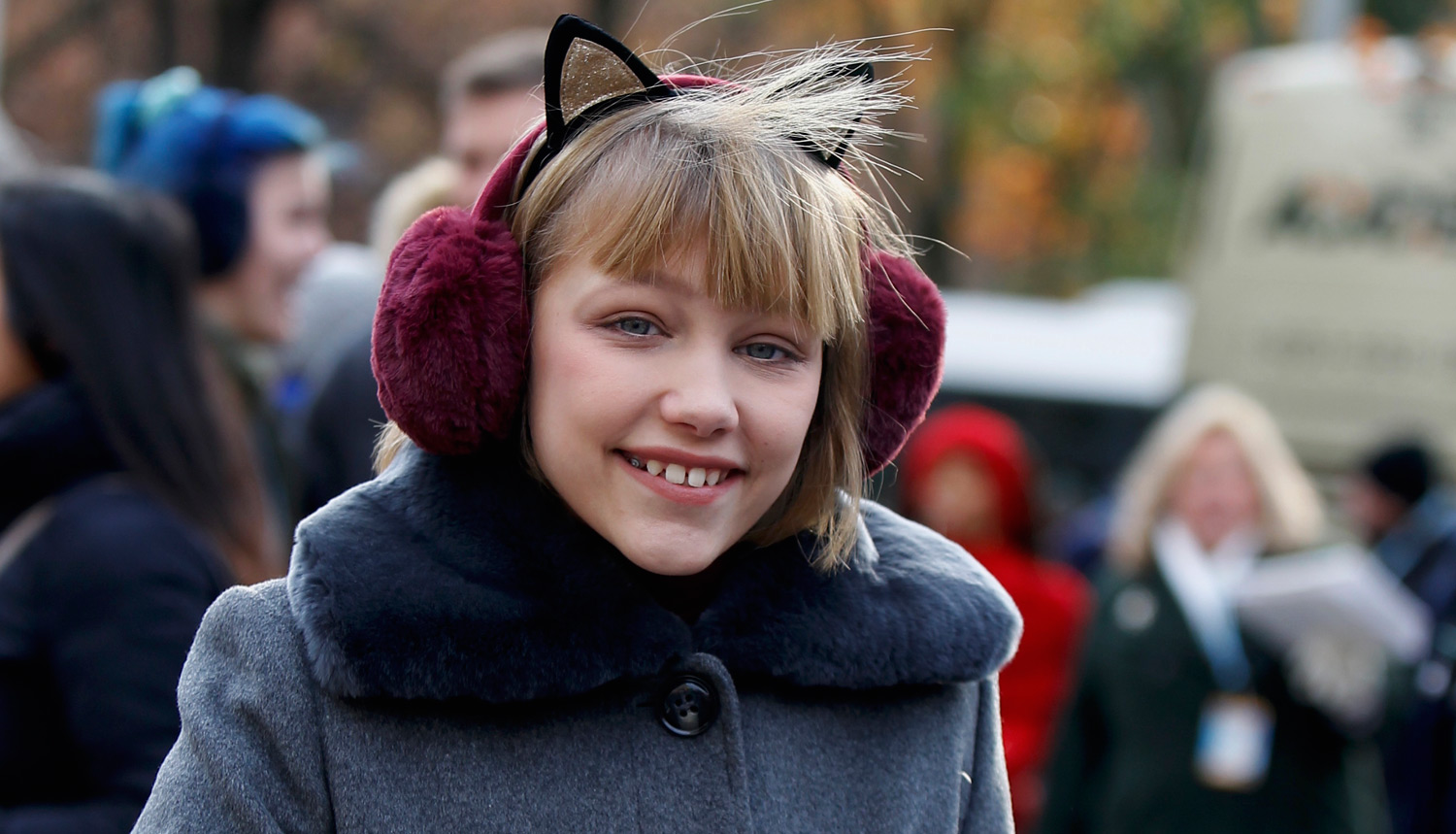 China mcclain breaking news and photos just jared jr page 5 - Grace Vanderwaal Performs In Macy S Parade Five Years After Watching From Crowd
