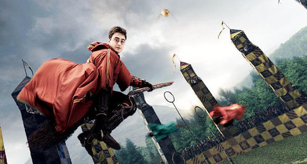 Harry Potter Auf Besen