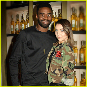 Keo Motsepe Celebrates Birthday With Jenna Johnson, Emma Slater & 'DWTS' Family