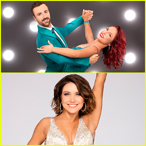 VIDEO: James Hinchcliffe Jives With Sharna & Jenna on DWTS Season 23 Week 10