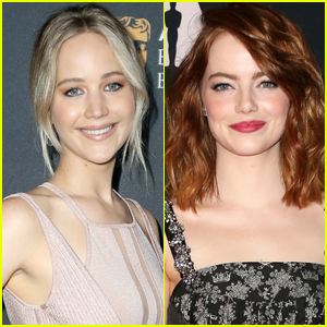 Jennifer Lawrence & Emma Stone Get Real About Their Friendship