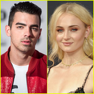 Joe Jonas & Sophie Turner Strike a Pose With a Fan's Baby!