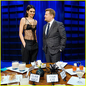Kendall Jenner Has a Phobia of Tiny Holes!