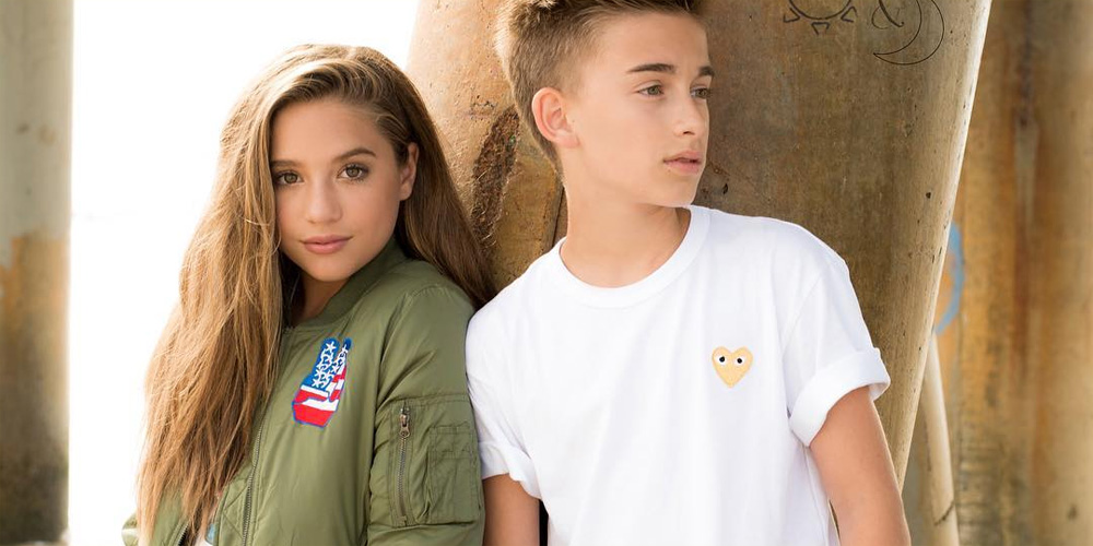Johnny Orlando Dishes On Friendship With Mackenzie Ziegler ...