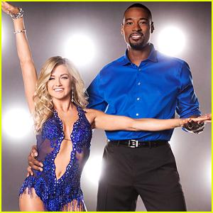 VIDEO: Calvin Johnson Jr & Lindsay Arnold Freestyle 'DWTS' Season 23 Finale