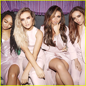 Little Mix Win Best UK & Ireland Act at MTV EMAs 2016!