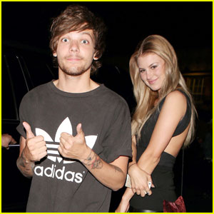 Louis Tomlinson & Briana Jungwirth's Son Freddie is 10 Months Old!