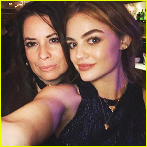 Lucy Hale & Holly Marie Combs Reunite in Australia for Supernova Expo