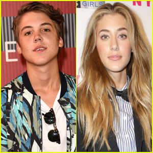 Vine Star Matthew Espinosa & Model Jessica Serfaty Post Cryptic Tweets Amid Breakup Rumors