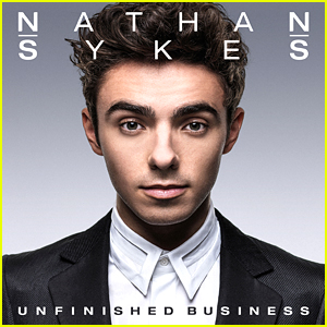 Nathan Sykes Drops Debut Album 'Unfinished Business' & IT'S SO GOOD!