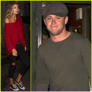 Niall Horan & Jessica Serfaty Are Hanging Out Again After Her Breakup