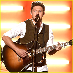 VIDEO: Niall Horan Makes Solo Performance Debut at AMAs with 'This Town'