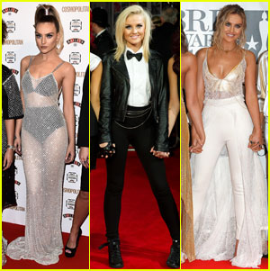 10 Times Perrie Edwards Totally Nailed Her Red Carpet Look