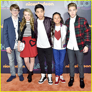 The 'School of Rock' Cast Plays Skeeball at HALO Awards 2016!