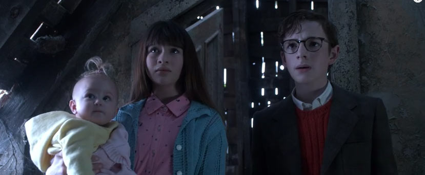 lemony snicket�s �a series of unfortunate events� gets new