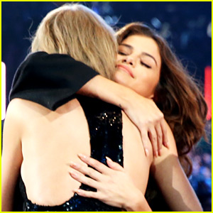 Selena Gomez Gets Love from Taylor Swift, Camila Cabello, & More After AMAs Speech!
