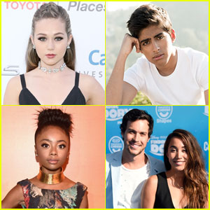 Brec Bassinger, Karan Brar, & More JJJ Faves Tell Us Their Thanksgiving 2016 Plans!