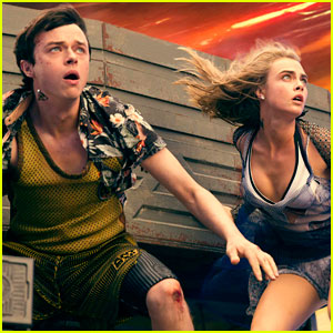 VIDEO: Watch 'Valerian & the City of a Thousand Planets' Trailer!