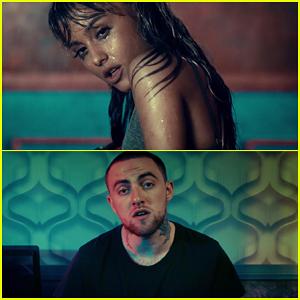 Ariana Grande & Boyfriend Mac Miller Premiere Intimate 'My Favorite Part' Video!