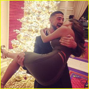 Becky G's Best Christmas Present Was Boyfriend Sebastian Lletget