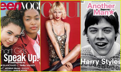 JJJ Looks Back At Best Magazine Covers of 2016