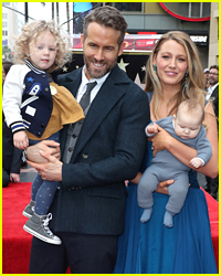 Blake Lively & Ryan Reynolds Have The Cutest Little Family Ever!