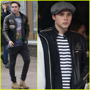 Brooklyn Beckham Isn't Having Good Luck Parking