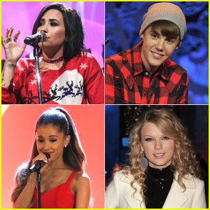 Holiday Playlist: 10 Best Celebrity Christmas Song Covers ...