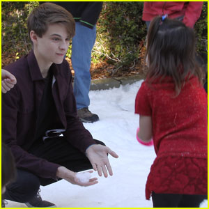 Corey Fogelmanis Plans On Going to College
