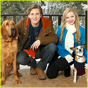 'Cloud 9' Stars Dove Cameron & Luke Benward Are Down To Work Together Again!