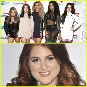 VIDEO: Fifth Harmony Step In For Meghan Trainor at Billboard's Women In Music Event