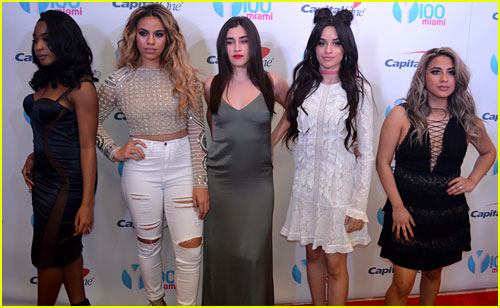 Fifth Harmony Shared Some Awkward Final Moments Together as a Group - VIDEO
