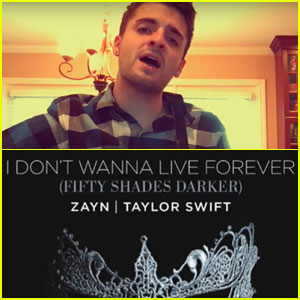 Watch 5 Awesome Covers of Taylor Swift & Zayn's 'I Don't Wanna Live Forever'!