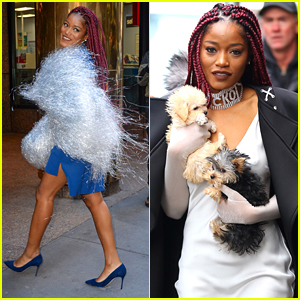 Keke Palmer is Super Excited For 'I Don't Belong to You' Book Signings!
