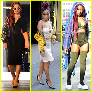 Keke Palmer is Slaying The Fashion Game & It's Not Even Fashion Week!
