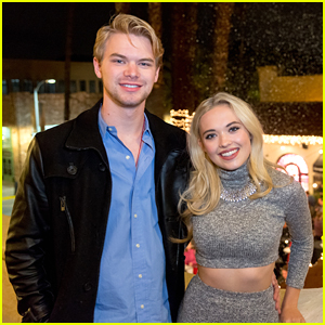 Kenton Duty & Lauren Taylor Celebrate 'Cinderella Christmas' Opening Night!