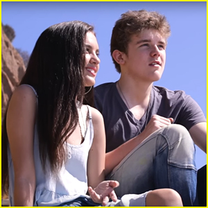 VIDEO: Henry Danger's Sean Ryan Fox Recruits Lilimar For 'Indestructible' Vid