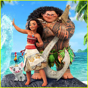 VIDEO: Moana's 'How Far I'll Go' Is Finally Released In Full!