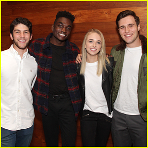 Rahart Adams' YouTube Red Series 'Foursome' Premieres Tuesday!