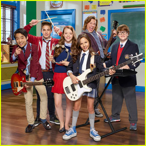 'School of Rock' Gets Renewed For Another Season on Nickelodeon!