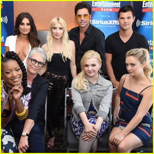 Lea Michele & 'Scream Queens' Stars Send Love to Billie Lourd After Mom Carrie Fisher's Death