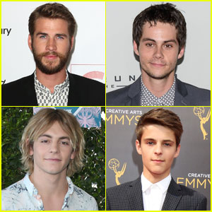 JJJ's Top 20 Actors of 2016 Includes Liam Hemsworth, Ross Lynch, & More