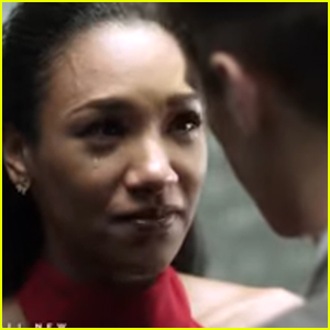 VIDEO: WestAllen Scenes Dominate New 'Flash' Trailer - Watch!