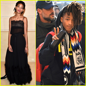 Willow Smith Debuts 'November 9' Live at 'Chanel' Fashion Show