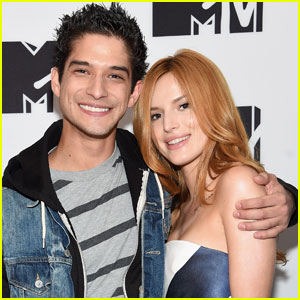 Bella Thorne Talks About Ex-Boyfriend Tyler Posey