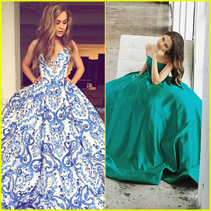 Nick Stars Brec Bassinger & Cree Cicchino Gear Up For Prom Season!