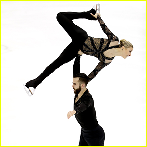 VIDEO: Pairs Skaters Ashley Cain & Tim LeDuc are the Skaters You Should Be Watching